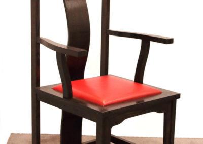 Modern Ming Arm Chair #2
