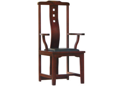 Modern Ming Arm Chair #1