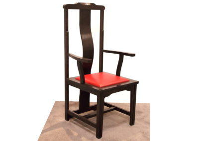 Modern Ming Arm Chair #2