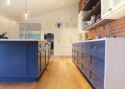 Contemporary Heritage Kitchen